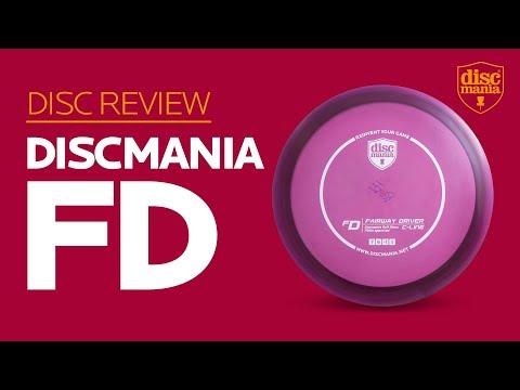 Discmania FD (Fairway Driver) Golf Disc Review