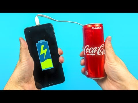15 INCREDIBLE IDEAS AND TRICKS WITH ALUMINUM CANS