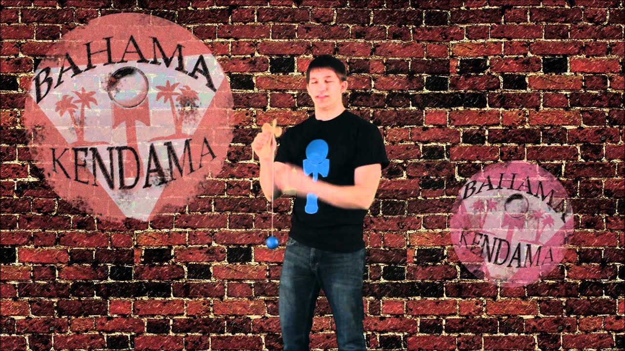 Bahama Kendama Tutorial with Joe Showers: Basic Beginners
