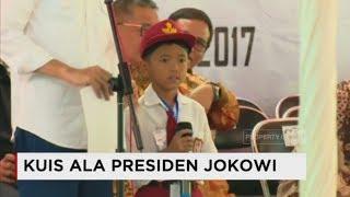 Video Lucu! Kuis Jokowi - Presiden Joko Widodo Tantang Bocah Pintar SD Tasikmalaya  - Safari Ramadan MP3, 3GP, MP4, WEBM, AVI, FLV Maret 2019