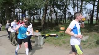 Halahoj Třebíčský půlmaraton - reportáž