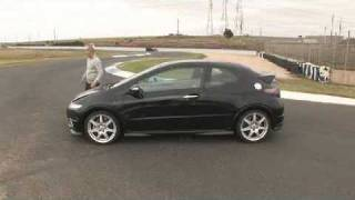 2009 Honda Civic Type-R - Full Review