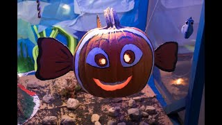 NASA JPL Engineers Compete in Annual Pumpkin Carving Contest by Jet Propulsion Laboratory