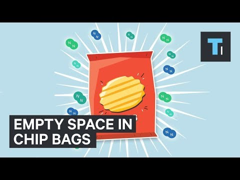Why is Your Potato Chip Bag Half Empty?
