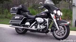 3. Used 2008 Harley Davidson Electra Glide Classic Motorcycles for sale in Alabama
