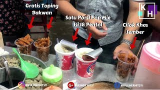 Video SALUT! YANG JUAL PNS LOH! PENTOL KUAH POP MIE & MIE GELAS | BANG DIM'S | INDONESIA STREET FOOD MP3, 3GP, MP4, WEBM, AVI, FLV November 2018