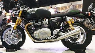 6. Triumph THRUXTON 1200 R