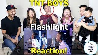 Video TNT Boys - Flashlight | Reaction - Australian Asians MP3, 3GP, MP4, WEBM, AVI, FLV April 2019