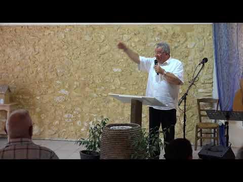 Yves GRAVET : Jésus a renfloué ta vie de ses provisions célestes