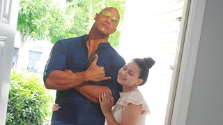 Video THE ROCK COMMENTED ON MY INSTAGRAM POST😭 | BIRTHDAY VLOG MP3, 3GP, MP4, WEBM, AVI, FLV September 2018