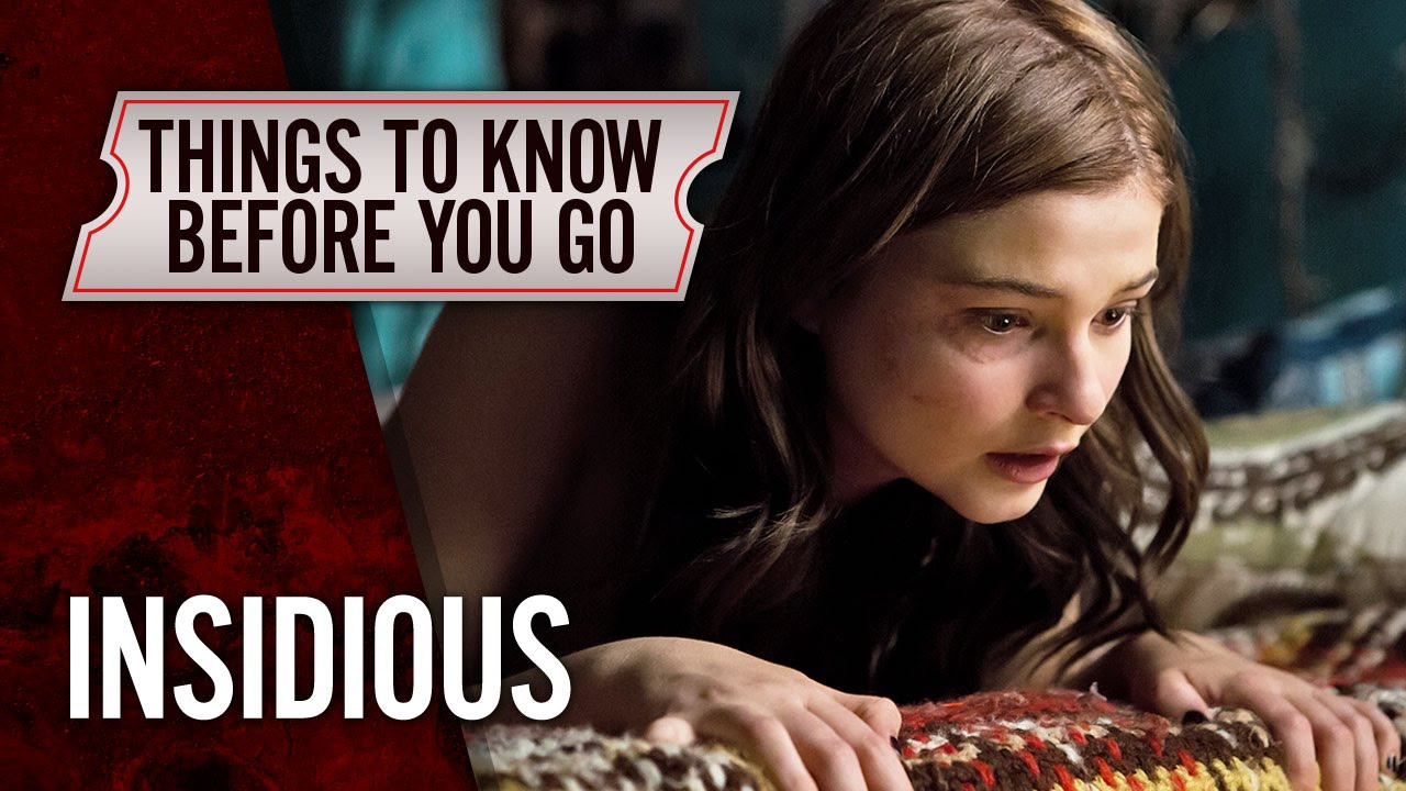 Things to Know Before Watching Insidious: Chapter 3 (2015) HD #Estrenos #Trailers