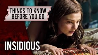 Things to Know Before Watching Insidious: Chapter 3 (2015) HD