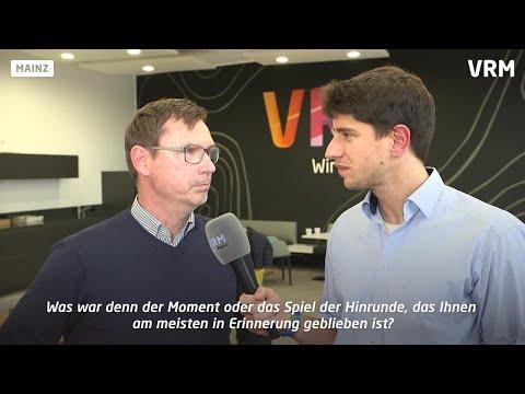 Mainz 05: Stefan Hofmann im Interview zur Hinrunde de ...