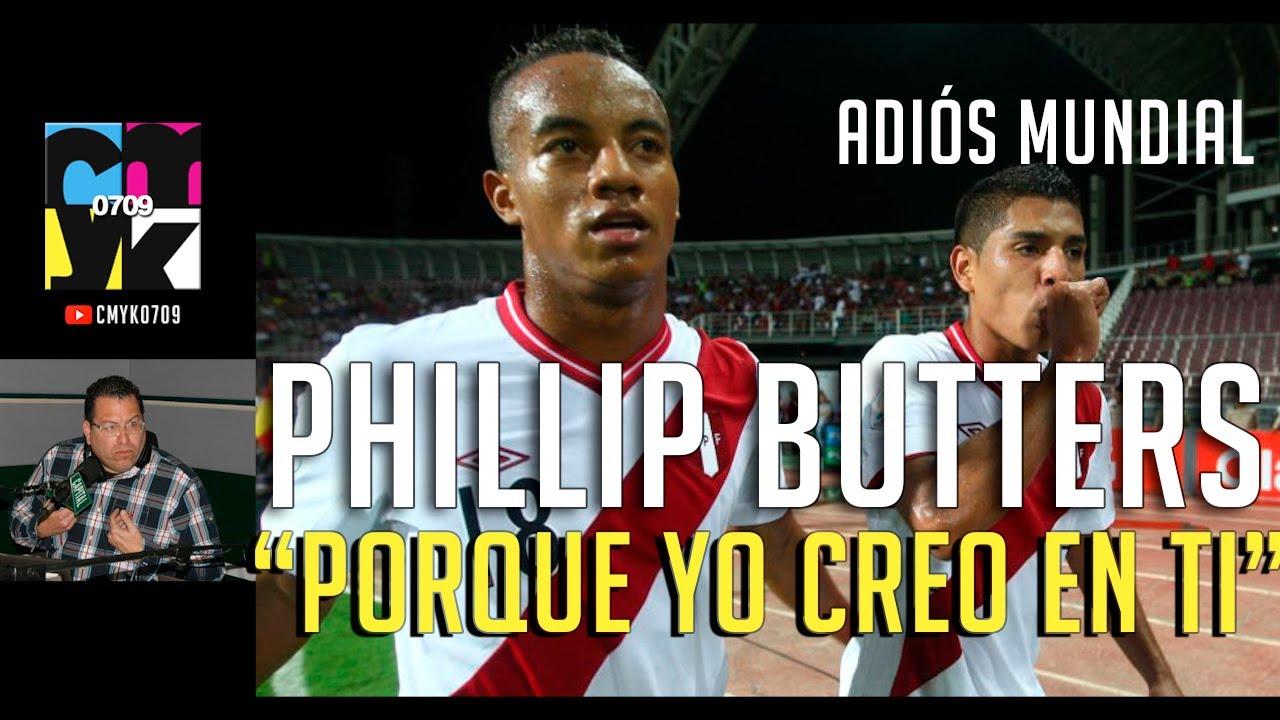 Phillip Butters Crítica Después del Venezuela vs Perú 1/3 – 10/09/13