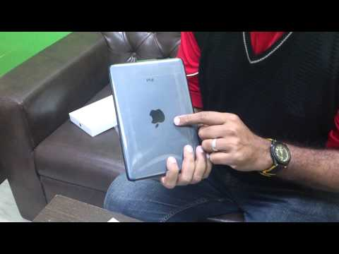 iPad Mini Unboxing