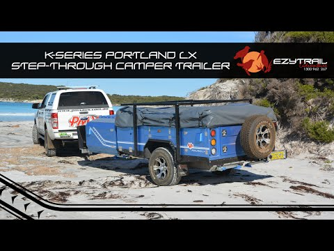 Lastest Portland LX Off Road Camper Trailer For Sale In Nationwide
