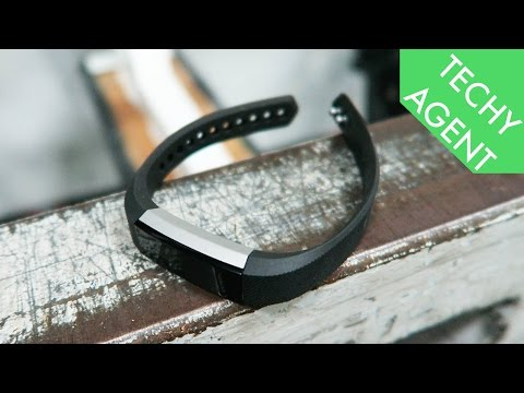 Fitbit Alta - Fitness REVIEW!