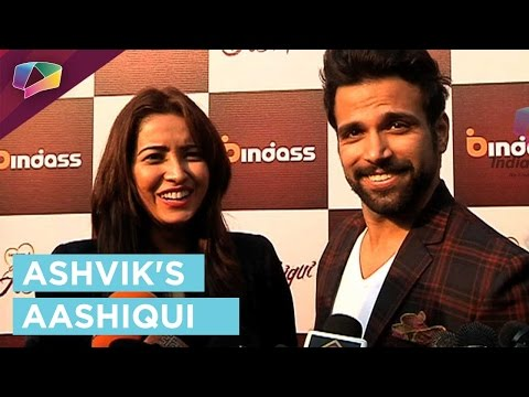Rithvik Dhanjani and Asha Negi talk about their Aa