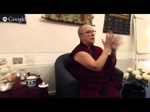 Ven. Robina Courtin – The Psychology of Transformation: Understanding Buddhist Tantra – 1