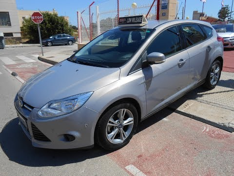 See video Ford FOCUS ECOBOOST LIMITED EDITION