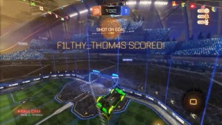 Where TEAM F1LTHY, we make Rocketleague video's. We hope you enjoy and subscribe for more.
