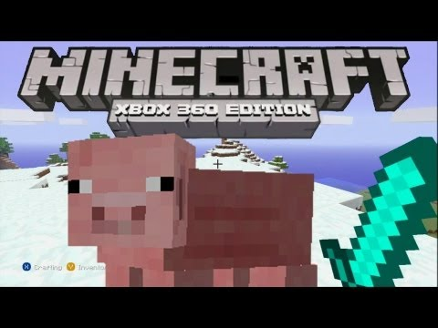 Minecraft For Pimps (XBox 360 Version)