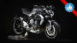 9. 2014 MV Agusta Brutale 800 Dragster Unveiled