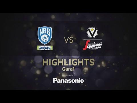 Serie A 2021 playoff Semifinali G1: <br>highlights Brindisi-Virtus Bologna