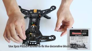 Walkera Runner 250----How to finish my assembling in a fastest way