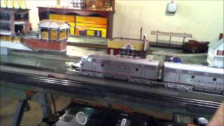 Running A Lionel Engine Off The MTH DCS System