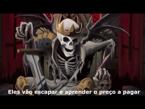 Avenged Sevenfold - Hail To The King (single) (legendado Pt_br)
