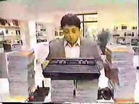Atari 2600 Commercial - Give Me Everything