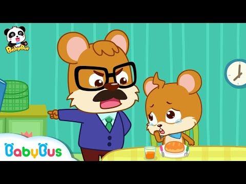 Dientes de Caramelo de Whiskers   Cuentos Infantiles   BabyBus Español
