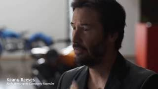 Keanu Reeves will build a $101,000 motorcycle just for you