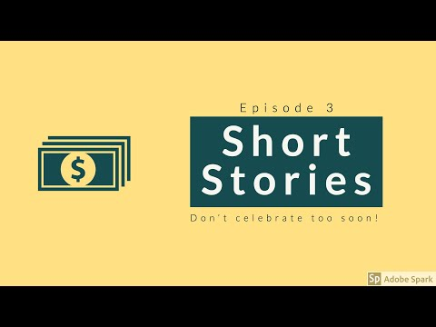 Short Stories Episode 3- The Lottery Ticket