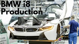 Download Video BMW i8 Production MP3 3GP MP4