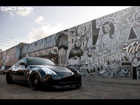 Nissan 350Z Release Video
