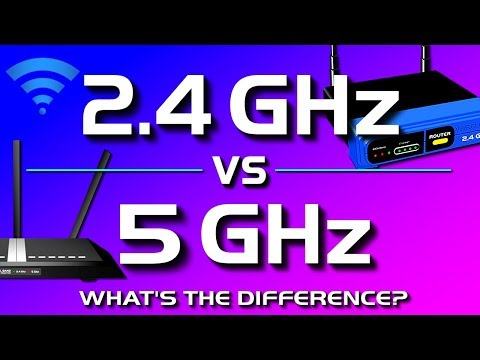 2.4 GHz vs 5 GHz WiFi: What is the difference?