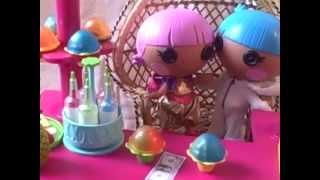 Nunya & Pita Sell Shaved Ices!