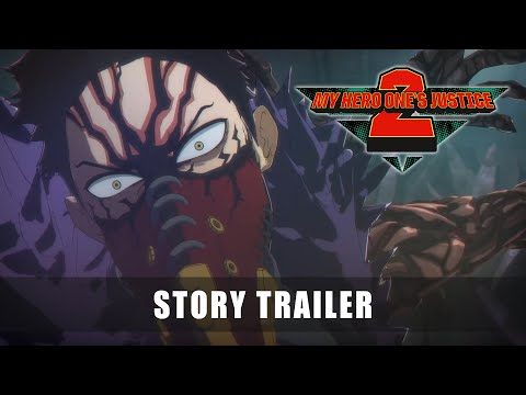 My Hero One's Justice 2 : Trailer #3