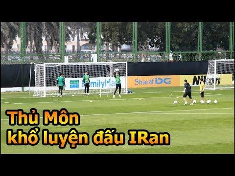 Thử Thách Bóng Đá đi xem Công Phượng Bùi Tiến Dũng Đặng Văn Lâm và ĐT Việt Nam luyện Asian Cup 2019 - Thời lượng: 4 phút, 12 giây.