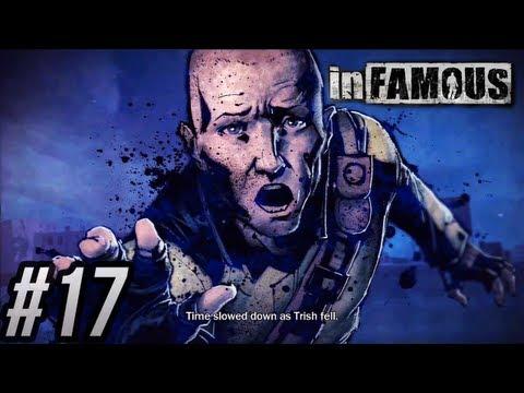 "inFAMOUS - Episode 17 ""Toxic Gas"" (Good Karma / Platinum Guide)"
