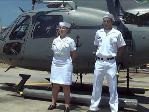 Operação Conjunto Atlântico III realizada em Itajaí