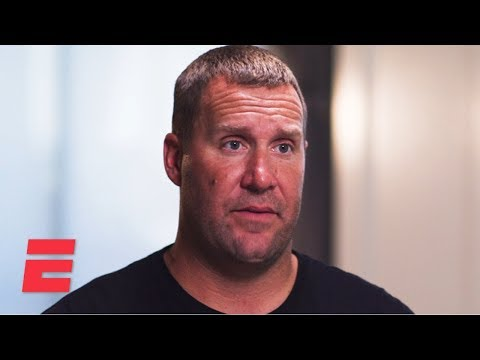 Video: Ben Roethlisberger on Andrew Luck's decision to retire, and the Steelers trust in him | NFL on ESPN