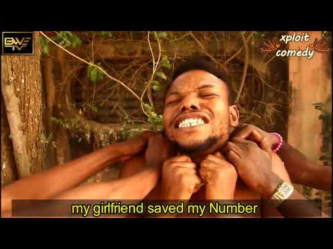 when a lady becomes heartless 😂😂😂 (xploit comedy)