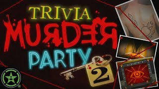 Book Questions Are Deadly - Trivia Murder Party 2 | Let's Play by Let's Play