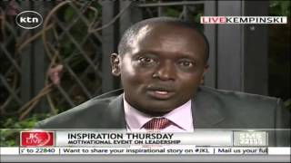 Jeff Koinange Live 28th January 2016 [Part 3] Building Leaders For The Next Generation