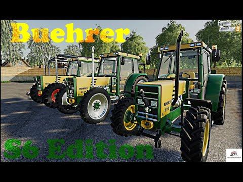 Buehrer Serie 6 Edition v1.1.0.0