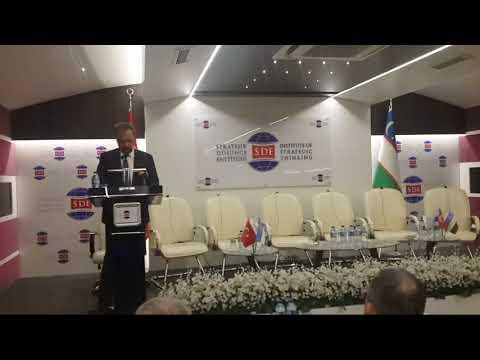 Bütün Yönleriyle Türkiye - Özbekistan Stratejik İşbirliği Paneli