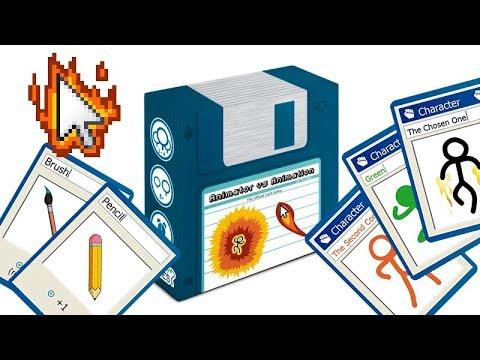 Animator vs. Animation - The Card Game!! - Thời lượng: 2 phút và 56 giây.